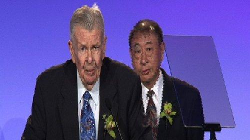 2011 IEEE Jun-ichi Nishizawa Medal - Bernard J. Lechner, T. Peter Brody and Fang-Chen Luo