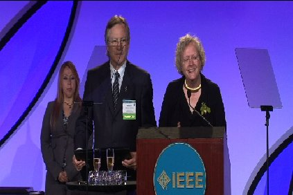 2011 IEEE Awards Leah H. Jamieson HKN Eminent Member Recognition