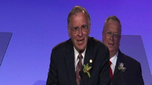 2011 IEEE/RSE Wolfson James Clerk Maxwell Award - Marcian E. Hoff