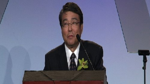 2011 IEEE Medal for Environmental and Safety Technologies - Shoichi Sasaki