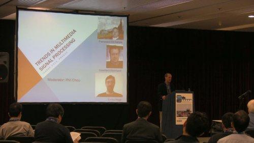 ICASSP 2011 Trends in Multimedia Signal Processing