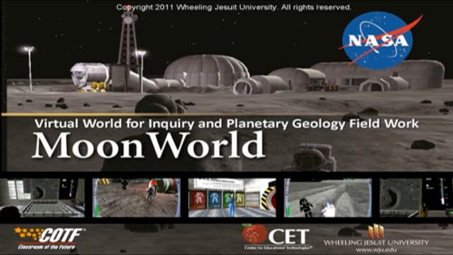 Virtual World Symposium  - Moon World