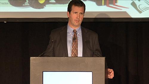 APEC 2012 - John Oenick Plenary