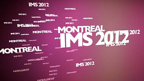 IMS 2012 At First Glance