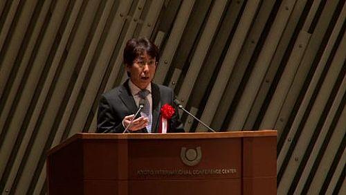 ICASSP 2012 Plenary-Dr. Mitsuo Kawato