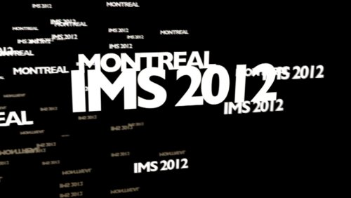IMS 2012 Highlights