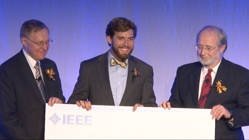2012 IEEE Honors - IEEE Presidents' Change the World Competition
