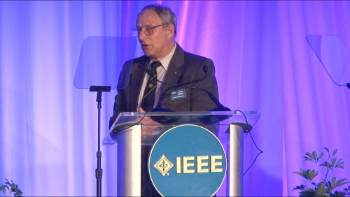 2012 IEEE Honors - IEEE/RSE Wolfson James Clerk Maxwell Award