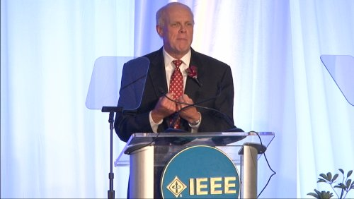2012 IEEE Honors - Medal of Honor
