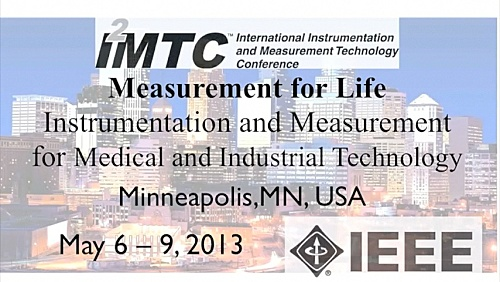 I2MTC 2013 Preview