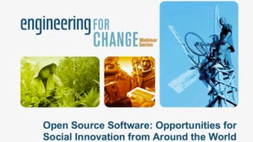 Open Source Software: Opportunities for Social Innovation from Around the World