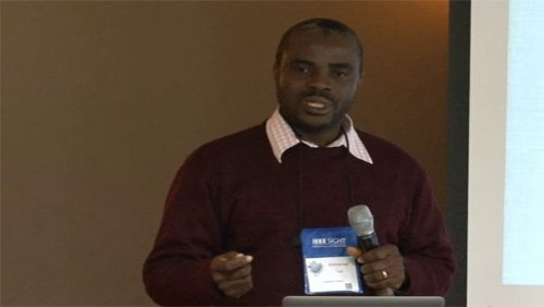 Wireless networks for humanitarian use - GHTC 2012 Sessions - Emmanuel Togo