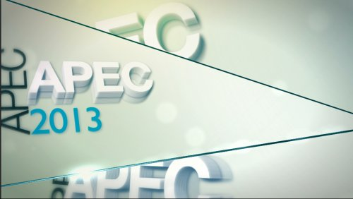Do Not Miss APEC 2013!