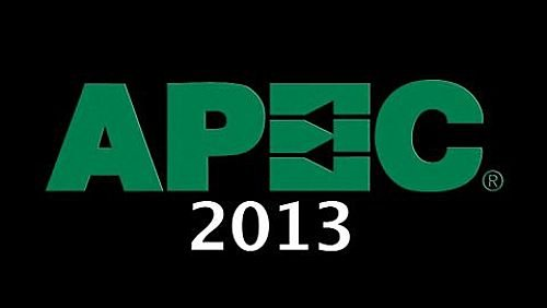 APEC 2013 Power Up!