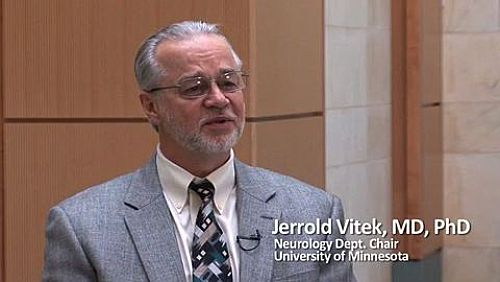 Scientific Discovery & Deep Brain Stimulation: Jerrold Vitek, MD, PhD