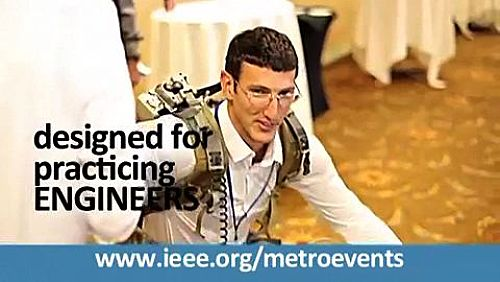 Build Your Career: IEEE Metro Area Workshops