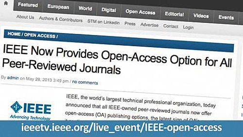 TAB Embraces Open Access Publication