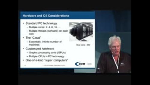 IMS2013 Micro-Apps 2013: Parallel Processing Options for EM Simulation