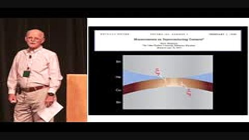 The Josephson Effect: Brian Josephson Debates John Bardeen