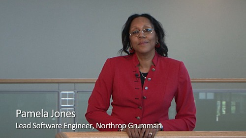 WIE: Our Own Voices - Pamela Jones - Northrop Grumman
