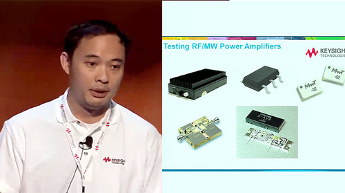 MicroApps: Simplifying Microwave Power Amplifer Characterization using Power Meter & Sensors (Agilent Technologies)