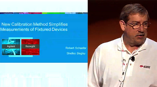 MicroApps: New Calibration Method Simplifes Measurements of Fixtured Devices (Agilent Technologies)