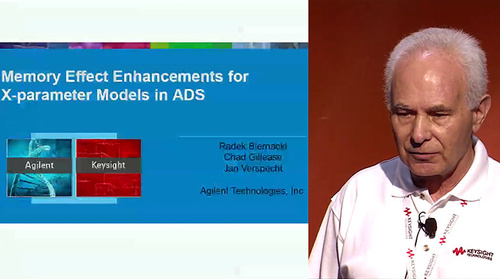 MicroApps: Memory Effect Enhancements for X-Parameter Models in ADS (Agilent Technologies)