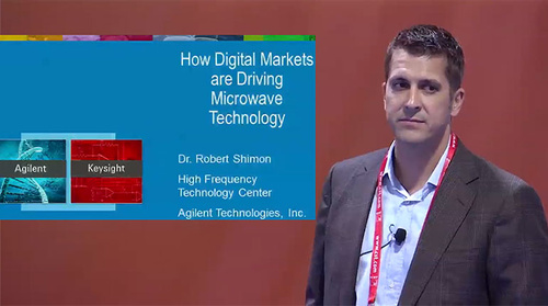MicroApps: How Digital Markets are Driving Microwave Technology (Agilent Technologies)