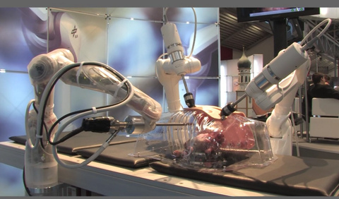The DLR MiroSurge, a Robotic System for Surgery