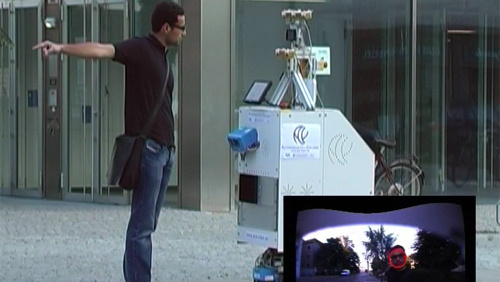 The Autonomous City Explorer (ACE) Project--Mobile Robot Navigation in Highly Populated Urban Environments