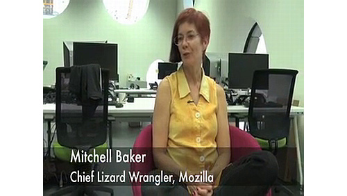 Computing Conversations: Mitchell Baker on the Mozilla Foundation