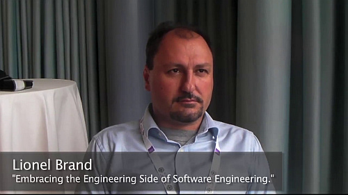Lionel Briand on Software Engineering