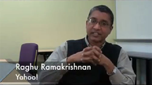 Yahoo's Raghu Ramakrishnan Discusses CAP and Cloud Data Management