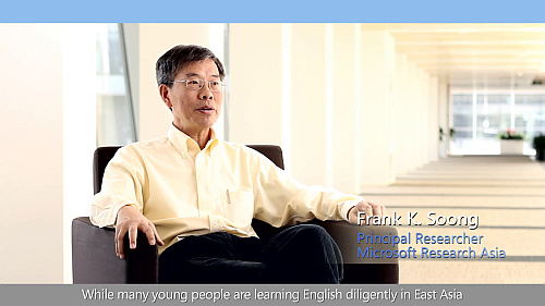 Computer-Assisted Audiovisual Language Learning