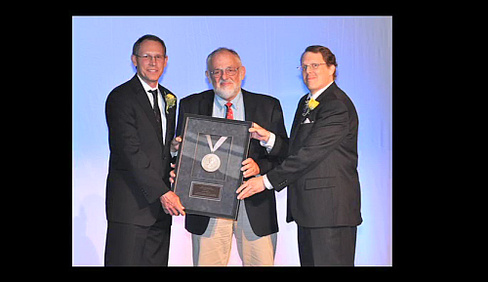 "IEEE Computer Society Pioneer Award winner ""Cleve Moler"""
