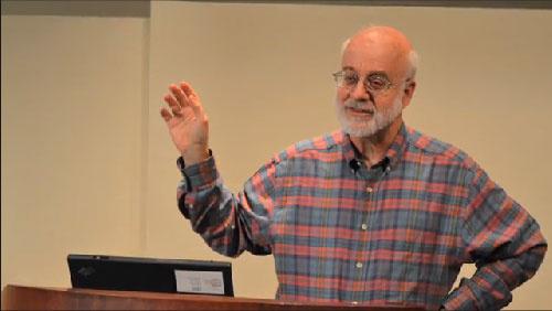 Ronald Fagin: 2012 IEEE Computer Society W. Wallace McDowell Award Winner