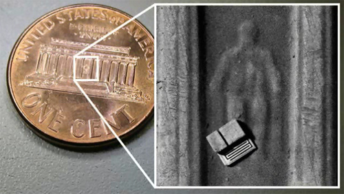 Magmites: Wireless Resonant Magnetic Microrobots