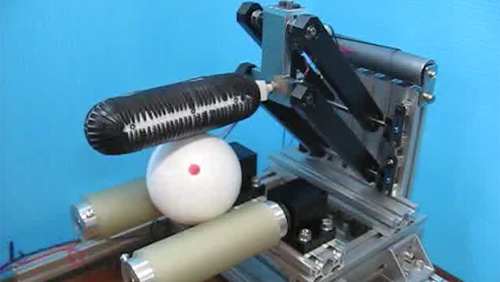Finger Mechanism Equipped with Omnidirectional Driving Roller (Omni-Finger)