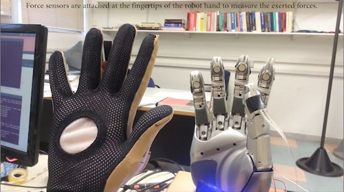 Mapping Human to Robot Motion with Functional Anthropomorphism for Teleoperation and Telemanipulation with Robot Arm Hand Systems