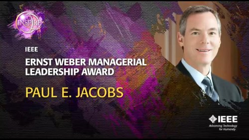 2014 Ernst Weber Managerial Leadership Award