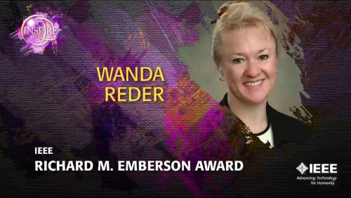 2014 Richard M. Emberson Award