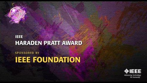 2014 Haraden Pratt Award