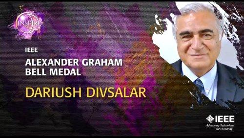 2014 Alexander Graham Bell Medal