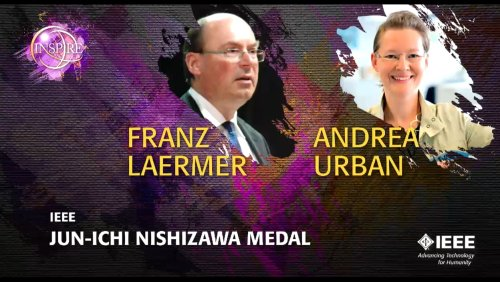 2014 Jun-ichi Nishizawa Medal