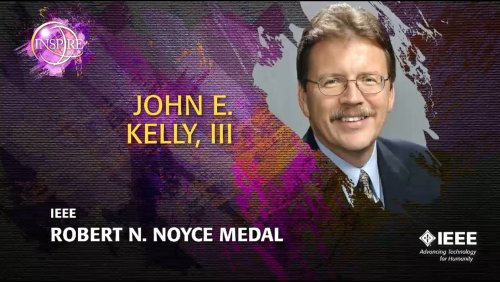 2014 Robert N. Noyce Medal