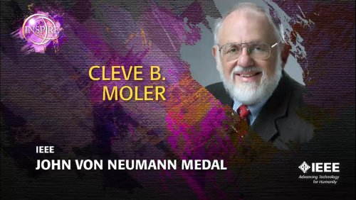 2014 John von Neumann Medal