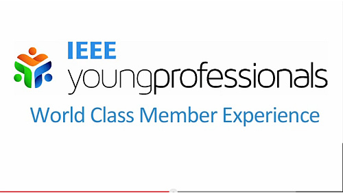 Welcome to IEEE Young Professionals