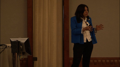 WIE ILC 2014: Kumud Srinivasan - Pushing the Boundaries
