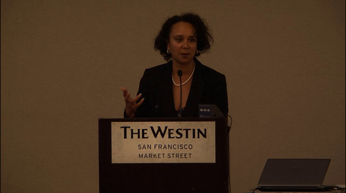 WIE ILC 2014: Naomi Kelly Welcomes WIE to San Francisco
