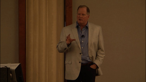 WIE ILC 2014: Brett Shockley Keynote